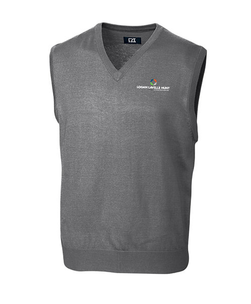 CB Men's Douglas V-Neck Vest (LLH-MCS01432)