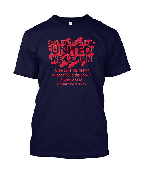 SH Youth United We Learn Shirt 2020  (SH-8000B)
