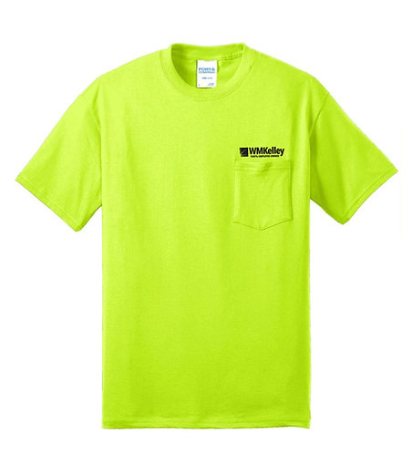 PC Core Blend Pocket Tee (WMK-PC55P)