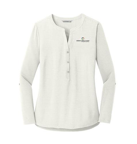 PA Ladies' Concept Henley Tunic (LLH-LK5432)