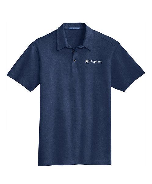PA Men's Meridian Cotton Blend Polo (S-K577)