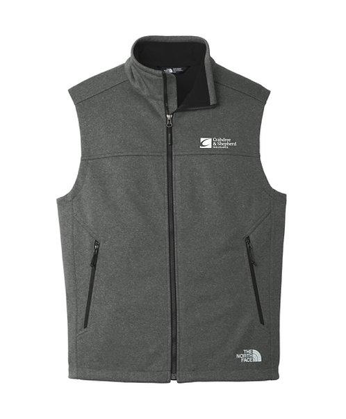 North Face Men's Ridgeline Soft Shell Vest (C-NF0A3LGZ)