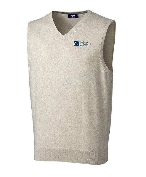 CB Men's Lakemont V-Neck Vest (C-MCS07727)