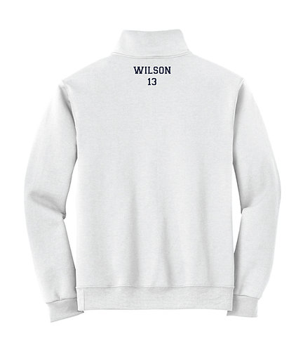 Custom Jerzee Volleyball 1/4 Zip Sweatshirt (PHS-VB-995MC)