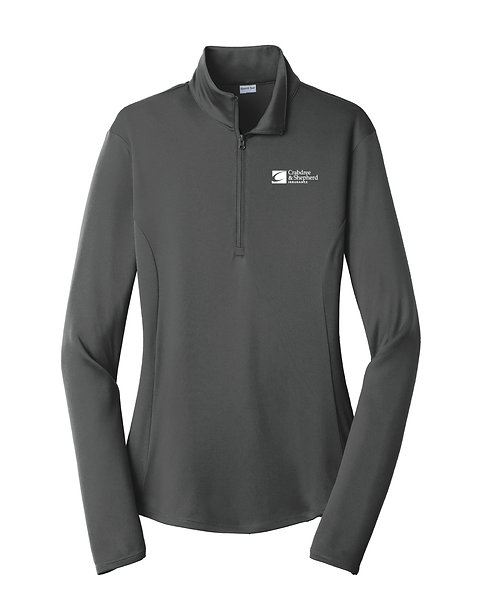 ST Ladies PosiCharge Competitor 1/4-Zip Pullover (C-LST357)