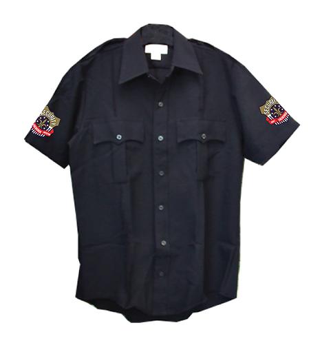 FS - Liberty S/S Shirt with Zipper (FS-767MNV)
