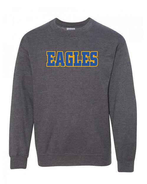 HFS Youth Eagles Sweatshirt (G180B)