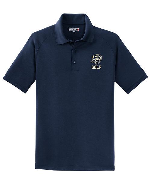PHS Golf Men's Raglan Polo (PHS-T475)