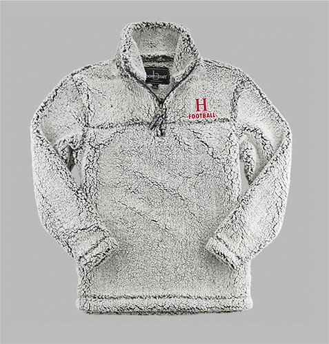 Youth Football Sherpa Pullover (HC-YQ10)