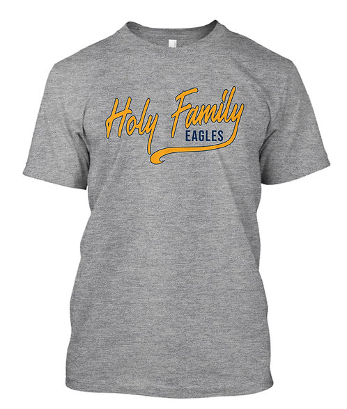 Holy Family Eagles Adult Spirit Shirt (HFS-8000)