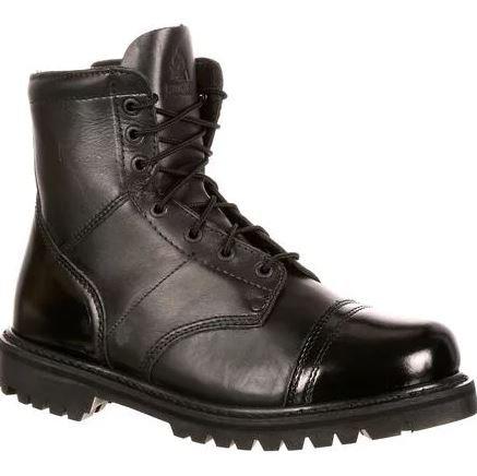 "Rocky 7"" Paratrooper Side Zip Boot (JCSO-2091)"