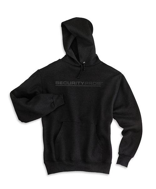 SecurityPros Hooded Sweatshirt - Black (SP-996M)