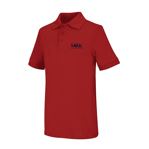 SMK Adult Classroom Dry Fit Polo Middle School Only (SMK-58604)