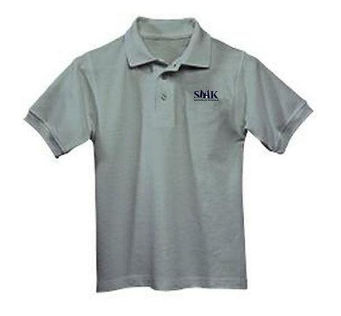 SMK Gray Polo (SMK-5728)
