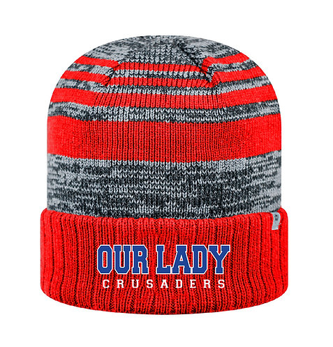 Our Lady Echo Knit Cap (OLPH-TW5000-E)