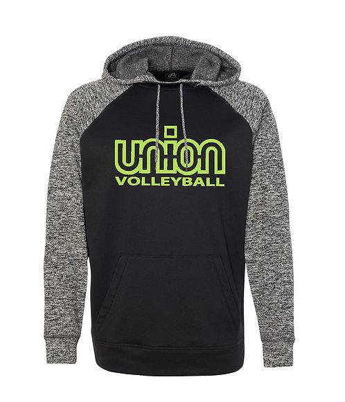 Union Logo Clrblk Cosmic Hoodie (UV-JA8612)