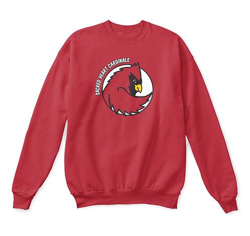 SH Adult Cardinals Crewneck (SH-562M)