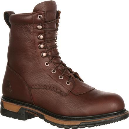 Rocky Steel Toe Waterproof Boot (DC-6717)