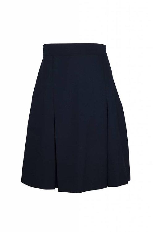 SMK Girl's Navy Skirt (6.5-18.5)(1034)