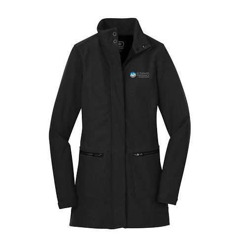 OGIO Ladies' Intake Trench Jacket (API-LOG504)