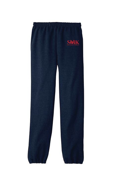 SMK Adult PE Sweatpants Middle School Only (SMK-PST91)