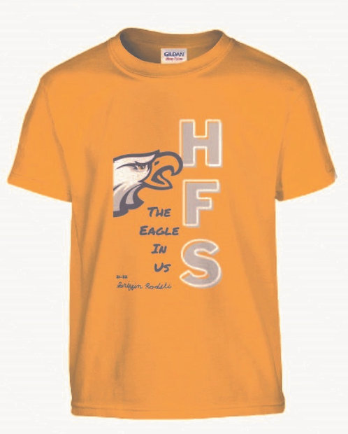 HFS The Eagle In Us Spirit Shirt