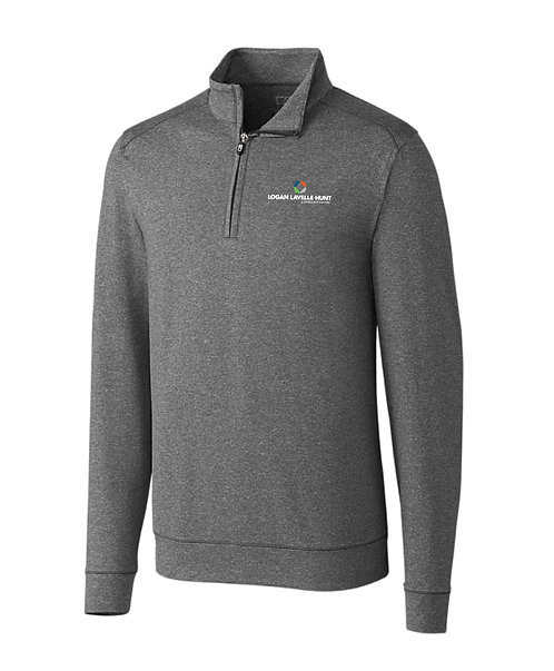CB Men's Shoreline 1/2 Zip (LLH-MCK09264)