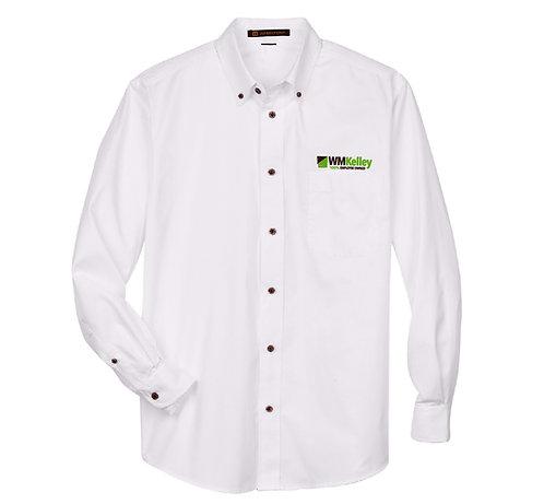 Men's Harrington Twill Shirt (WMK-M500)