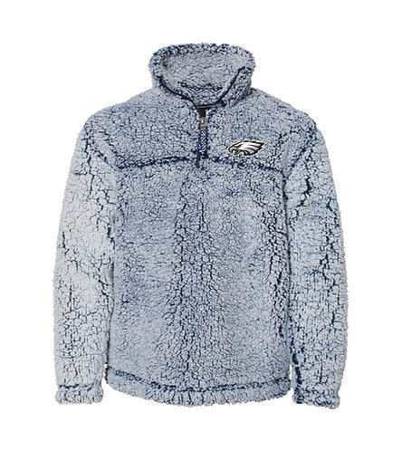 HFS Youth Eagles Sherpa Pullover (HFS-YQ10)