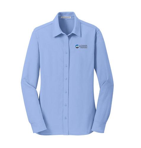 PA Ladies' Dimension Knit Dress Shirt (API-L570)