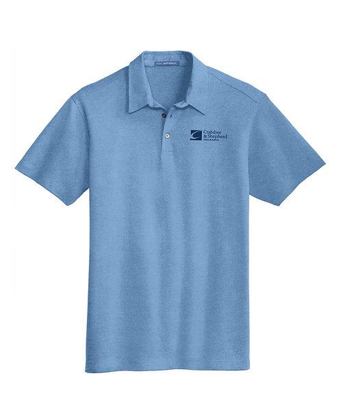 PA Men's Meridian Cotton Blend Polo (C-K577)