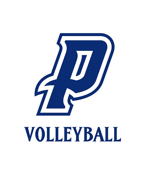 PHS Volleyball Window Decal (PHS-VB-DCL)