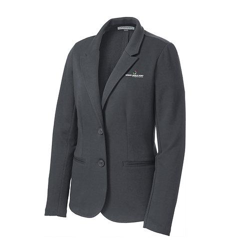 PA Ladies' 3/4 Sleeve Tunic Blazer (LLH-LM2000)