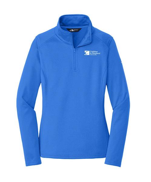 North Face Ladies' Tech 1/4 Zip Fleece (C-NF0A3LHC)
