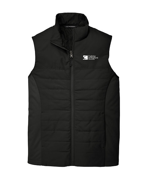 PA Men's Collective Insulated Vest (C-J903)