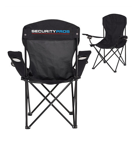 SecurityPros Canvas Bag Chair (SP-BC1)