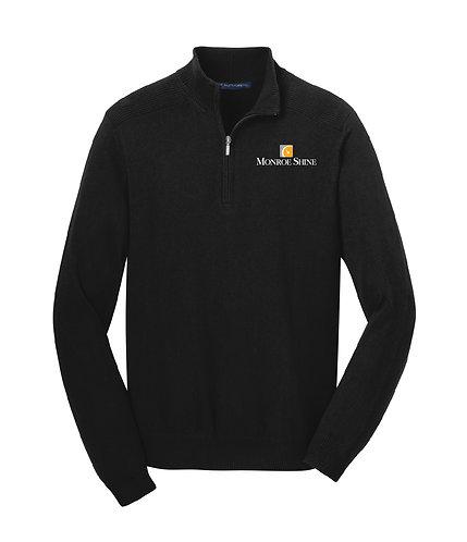 PA Men's 1/2 Zip Sweater (MS-SW290)