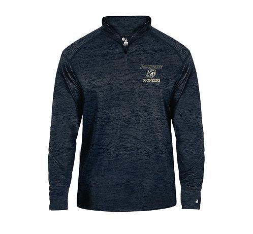PHS Men's ¼ Zip Tonal Blend (4172PP)