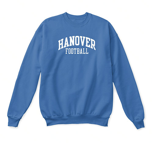 Adult Football Crewneck Sweatshirt (HC-562M)