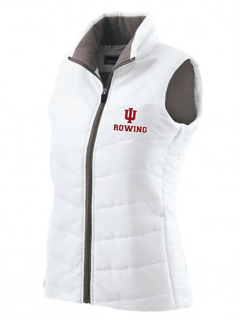 Ladies IU Rowing Logo Holloway Vest (229314)