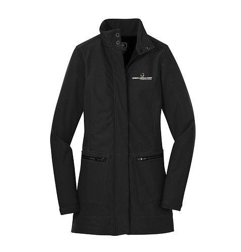 OGIO Ladies' Intake Trench Jacket (LLH-LOG504)