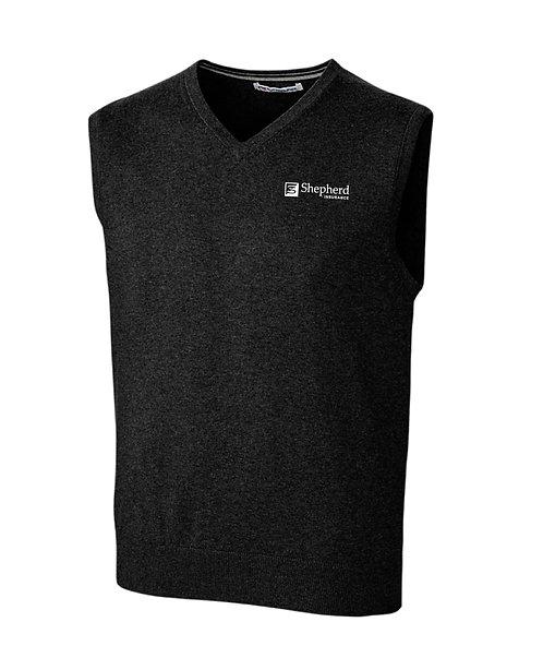 CB Men's Lakemont V-Neck Vest (SI-MCS07727)