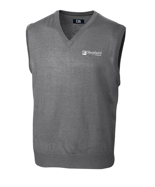 CB Big & Tall Douglas V-Neck Vest (SF-BCS01432)