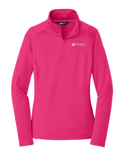 North Face Ladies' Tech 1/4 Zip Fleece (SF-NF0A3LHC)