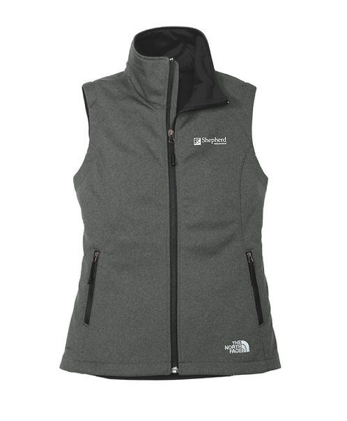 North Face Ladies' Ridgeline Soft Shell Vest (SI-NF0A3LH1)