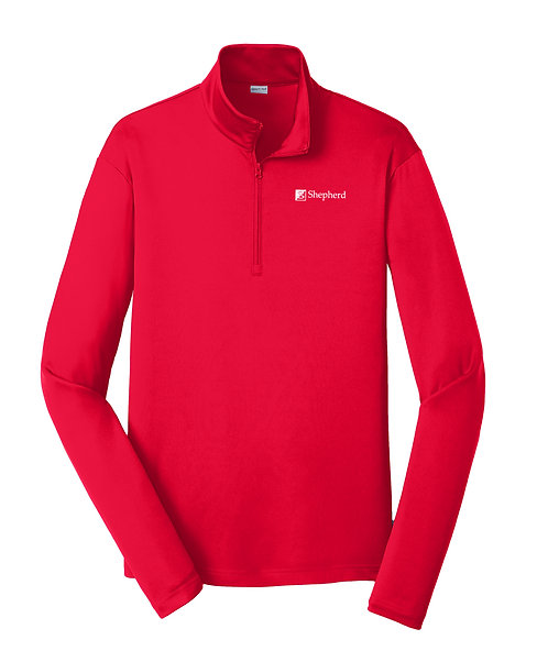 ST Mens' PosiCharge Competitor 1/4-Zip Pullover (S-ST357)