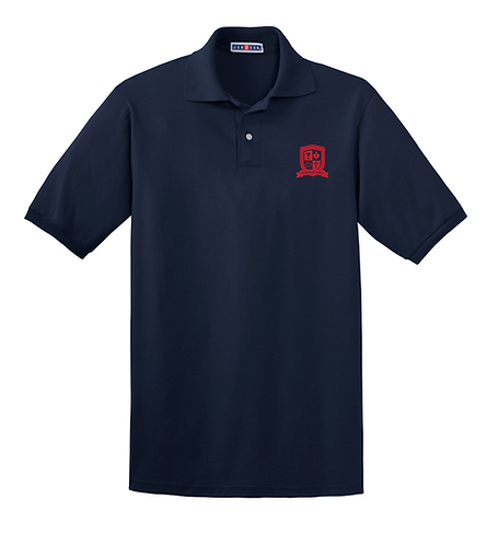 SH Youth Jersey Knit Polo (437Y)
