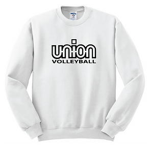 Union Logo Jerzee Crewneck (UV-562M)