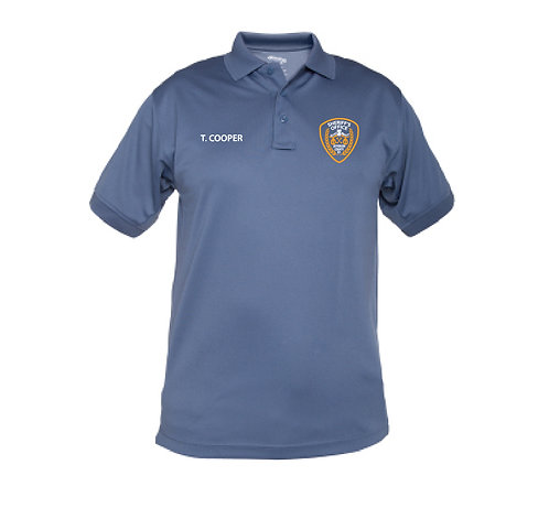 UFX Tactical Ladies' SS French Blue Polo (JCSO-K5179LC)