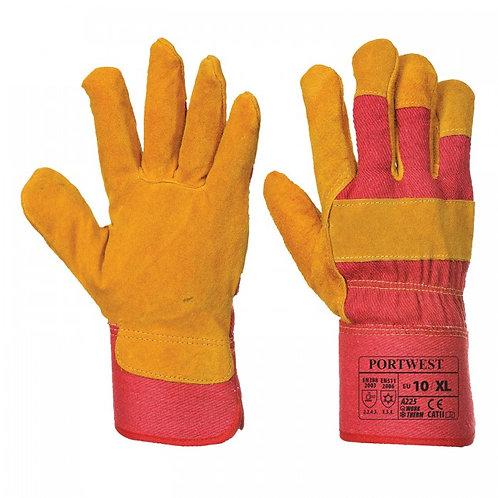 Portwest Fleece Lined Rigger Gloves (DC - A225)